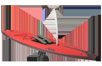 Mirage Eclipse Pedalboard Dura 10