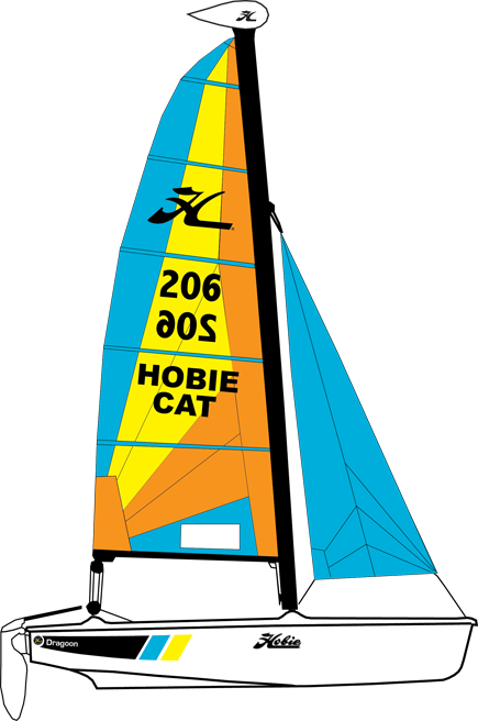 Hobie Dragoon Catamarans
