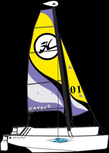 Hobie Catsy Catamarans