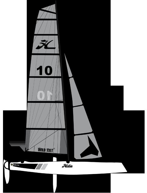 Hobie Wildcat Catamarans